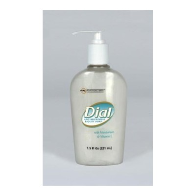 Dial Liquid Soap 7 1/2Oz Pump