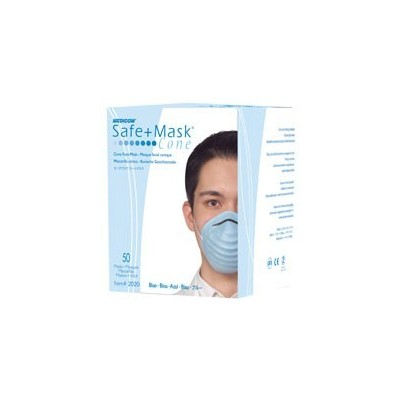 Face Mask Blue Contour (50)