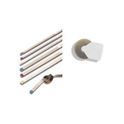 Abrasive Strips Medium