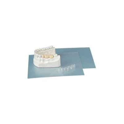 """Pro-form Crown and Bridge Material – 0.020"""", Clear, 50/Pkg"""