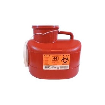 Sharps Container 186W Greeno