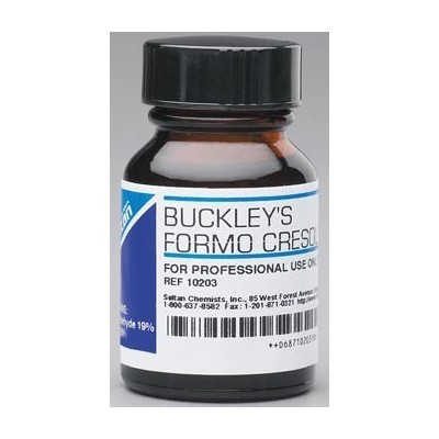 Buckley's Formo Cresol – 1 oz Bottle