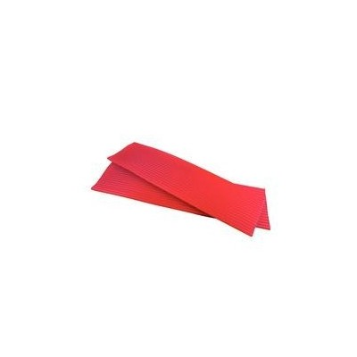 Wax Utility Strips Red Round