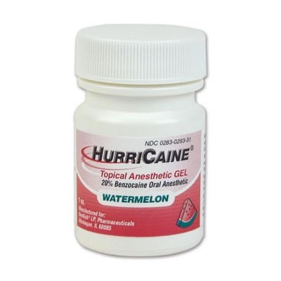 Hurricane Gel Watermelon 1Oz