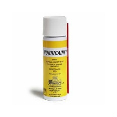 Hurricane Spray 2Oz