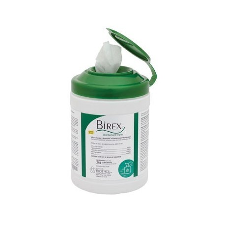 Birex Disinfectant Wipes - 240/Canister
