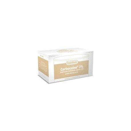 Cook Waite Mepivacaine HCl 3% Plain Tan 50/Bx