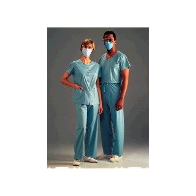 Barrier Scrub Pants Med 12/Pk