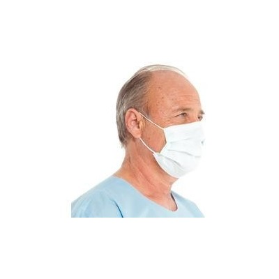 Face Mask Lite One Blue 50/Bx