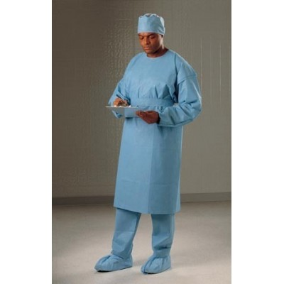Gown Control Cover Blue Large