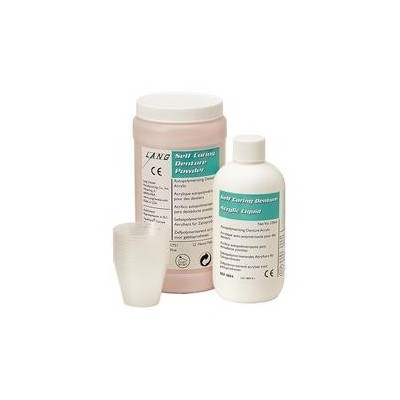S/C Dent Rep Acr Pwd Clear 1Lb