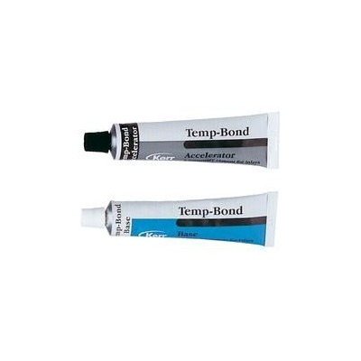 TempBond® Temporary Crown and Bridge Cement – Original Tube Kit