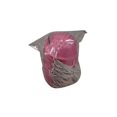 Surgical Molded Face Masks with Elastic Headbands, 50/Box