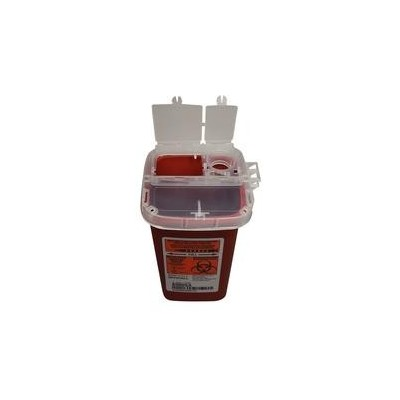 SharpSafety™ Phlebotomy Sharps Containers
