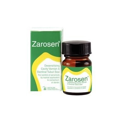 Zarosen Desensitizing Cavity Varnish