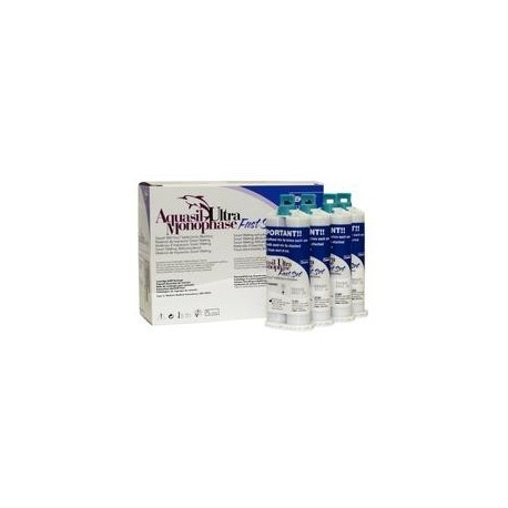 Aquasil Ultra - Smart Wetting Impression Material Refill Cartridges - Monophase