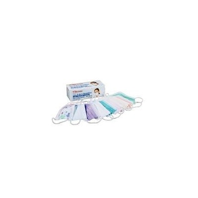 Ultra 3-in-1 Earloop Masks, 50/Box