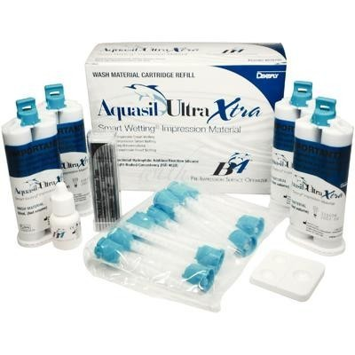 Aquasil Ultra Xtra Impression Material – Wash Material 4-Pack Refill