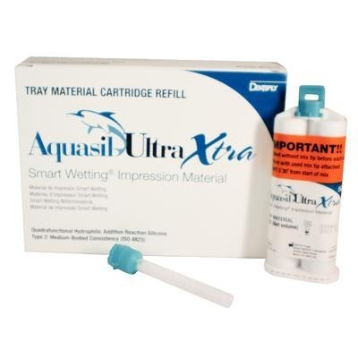 Aquasil Ultra Xtra Impression Material – Tray Material 4-Pack Refill