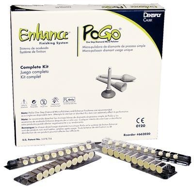 Enhance Finishing System - Enhance & PoGo Complete Kit
