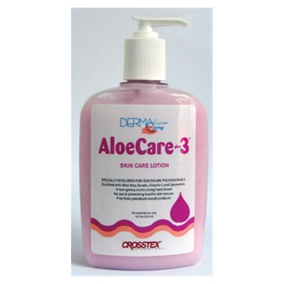 Aloecare Plus 3 Hand Lotion 18 oz/Bt