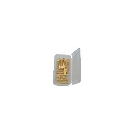 Gold Post Kit Assorted 5Dz