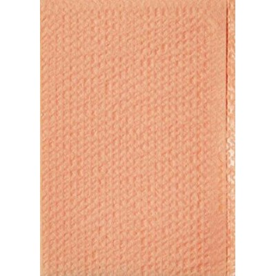 Towel 2Ply + 1Ply Poly Peach