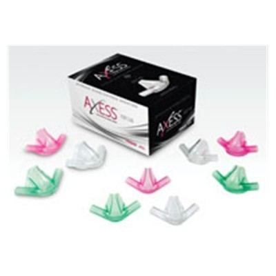 MEDIUM Axess Nasal Hood Fresh Mint 24/Pk