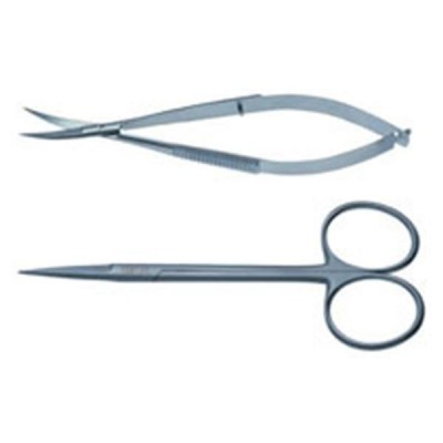 Surgical Scissors Curved