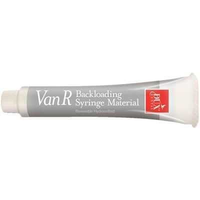 Backloading Reversible Hydrocolloid Syringe Material 25g 12/pk