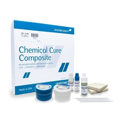 Masterdent Natural Cure Composite Kit