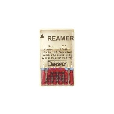 Reamers No.40-21Mm (6Pk) Caulk